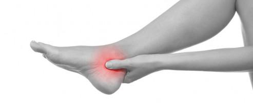 douleur de cheville et syndrome du carrefour postérieur