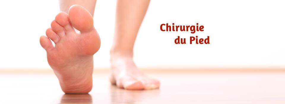chirurgie du pied bordeaux pathologie traitement